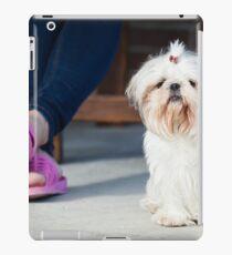 Shih tzu pet iPad Case/Skin