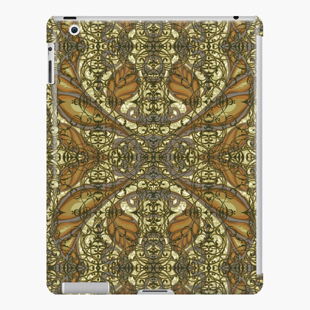 Leaves Fall iPad Snap Case