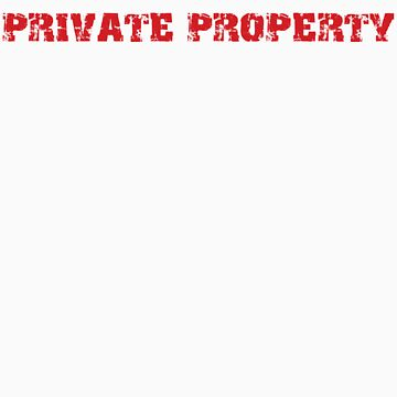 Private property by EddieCool