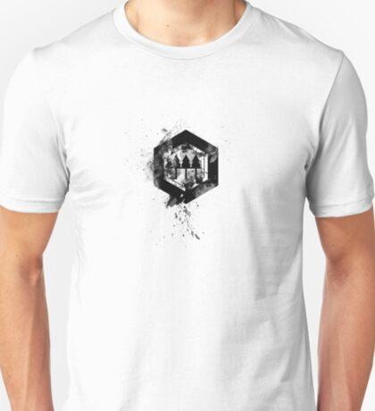 Inked White Pine Crest T-Shirt