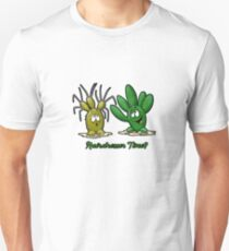 Hairdresser Time? Cactus fun (Little Boy Blue background) Unisex T-Shirt