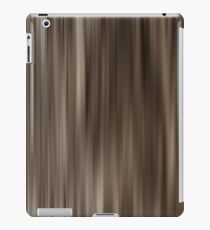 Light abstract gradient motion blurred background. Colorful lines texture wallpaper iPad Case/Skin