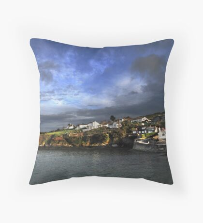 Last touch Throw Pillow