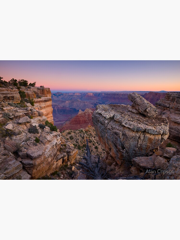 Grand Canyon  by AlanCopson