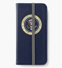 Seal of the President of the United States iPhone Wallet/Case/Skin