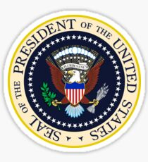 Seal of the President of the United States Sticker