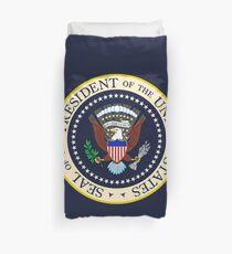Siegel des Präsidenten der Vereinigten Staaten Bettbezug