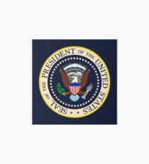 Seal of the President of the United States Art Board