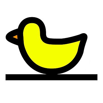 Duck Icon by GeorgeSears