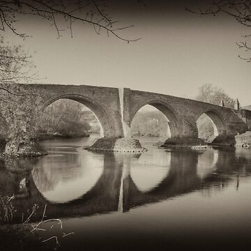 Stirling Old Bridge by Tommydickson