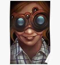 Steampunk VR Poster