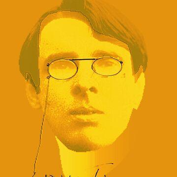 Young Yeats by mindprintz