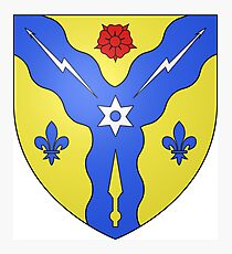 Sherbrooke Coat of Arms Photographic Print