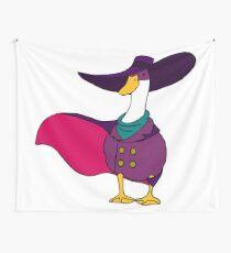 Shady Duck Hero Wall Tapestry