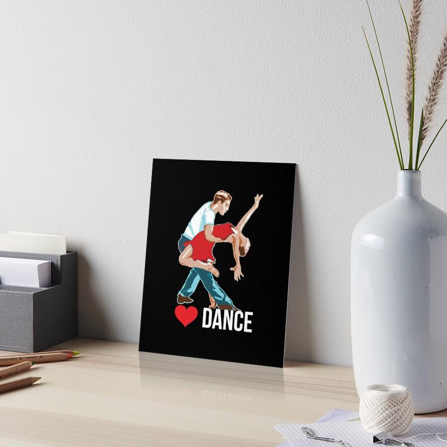 Dance Latin Ballroom Design - Love Dance by kudostees