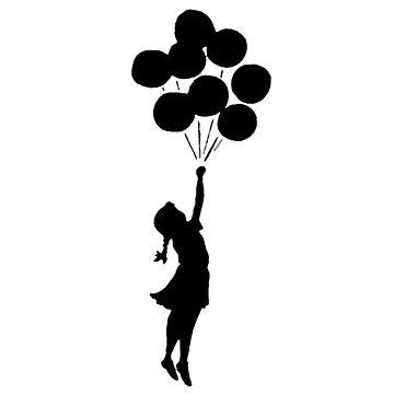 Balloon girl by L-Scott