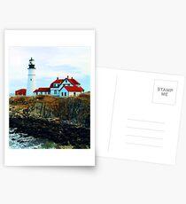 Flash of Light Postcards