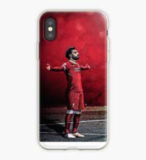 Mo Salah Edit iPhone Case