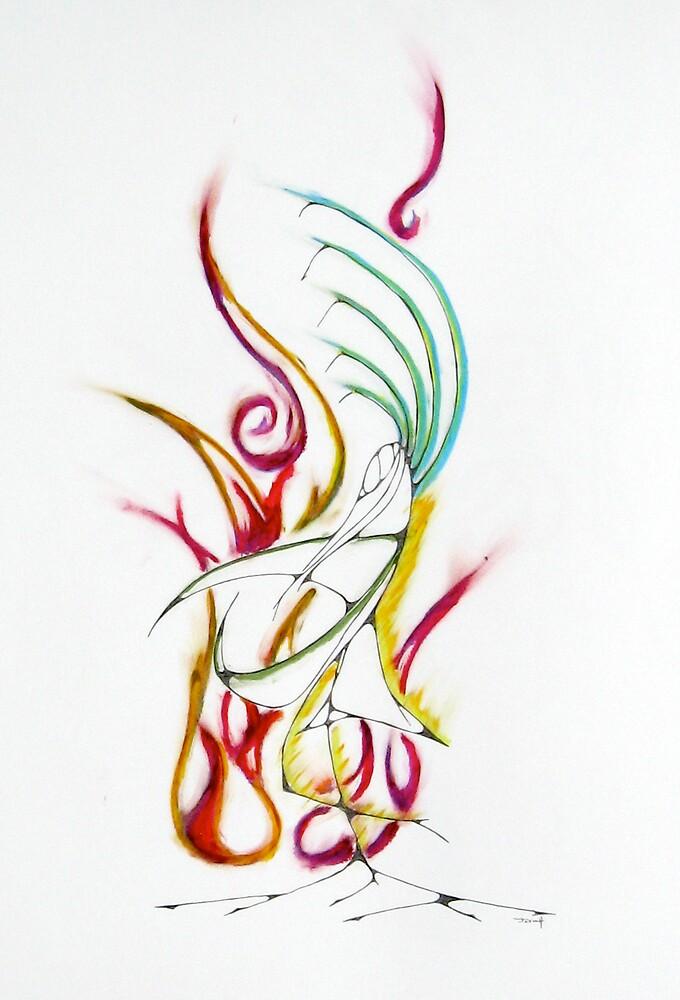 Born of Fire by Luke Brannon