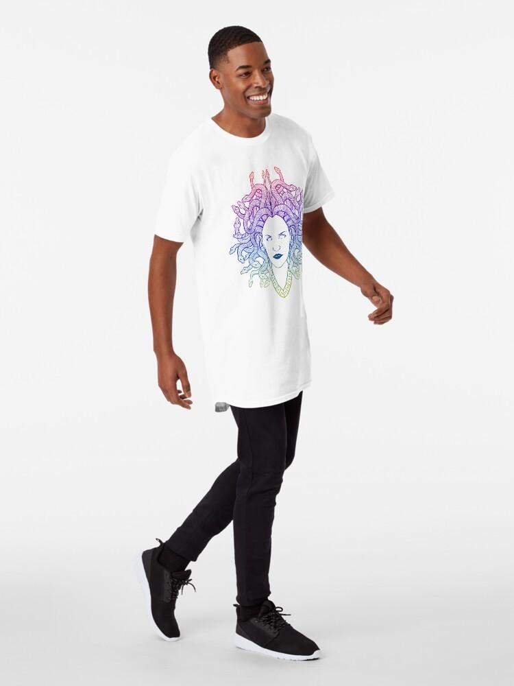 Alternate view of Medusa (colors) Long T-Shirt