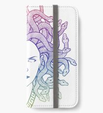 Medusa (colors) iPhone Wallet/Case/Skin