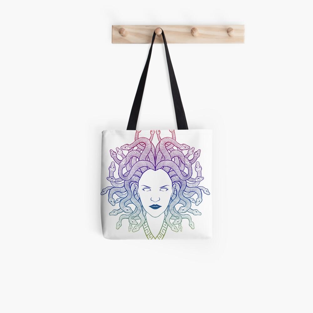 Medusa (colors) Tote Bag