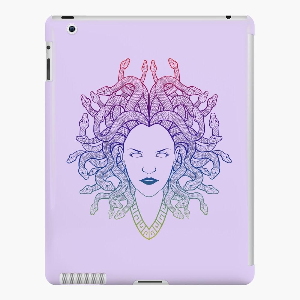 Medusa (colors) iPad Case & Skin