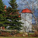 Scene In Vermont by Deborah  Benoit