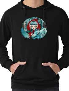 Red of the Woods Lightweight Hoodie