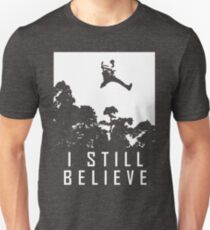 I Still Believe in Rock and Roll Music Fan Shirt Unisex T-Shirt