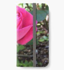 Blushing Bud iPhone Wallet/Case/Skin