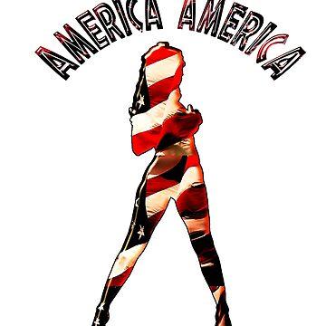 America America by vonAchberg