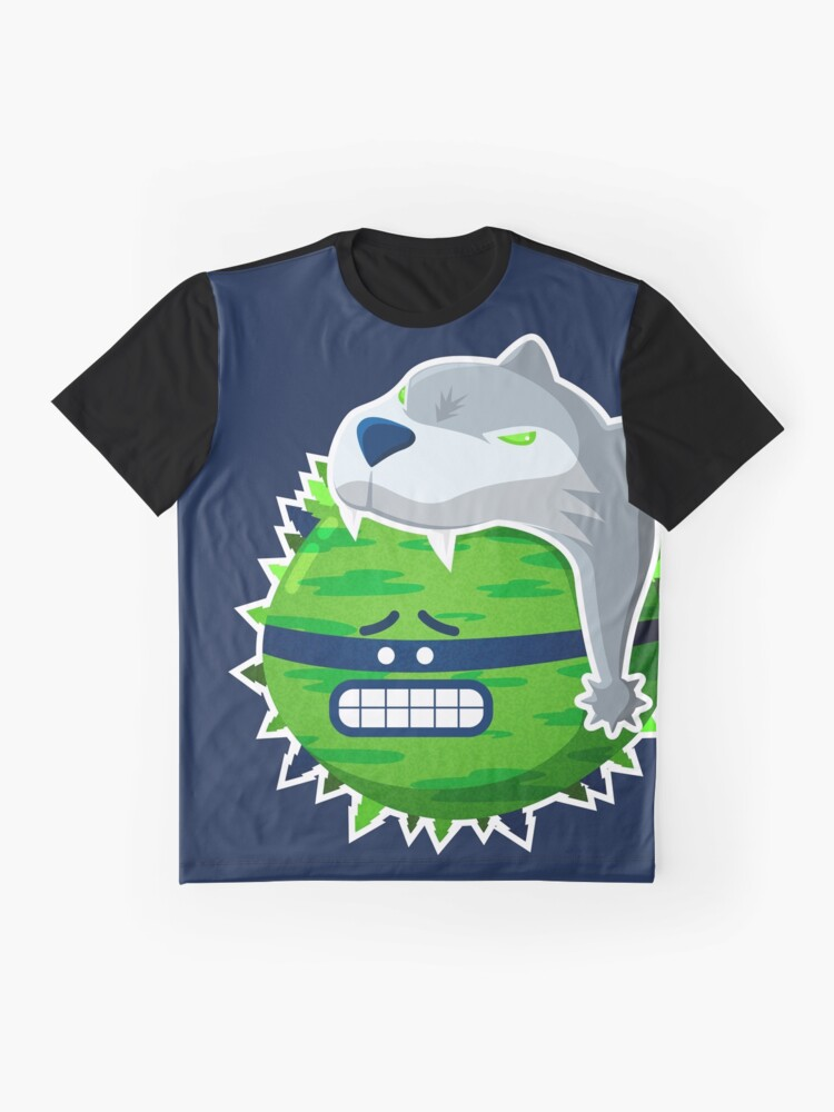 Timberwolves Planet Graphic T Shirt By Mykowu Redbubble
