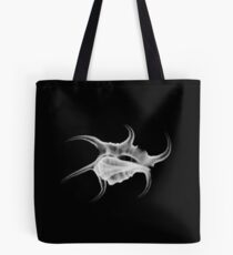 Spider Conch Shell X-Ray Tote Bag