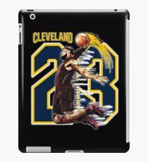 Lebron Cleveland 23 iPad Case/Skin