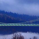 St Johns Bridge by Randy Richards