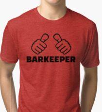 Barkeeper Tri-blend T-Shirt