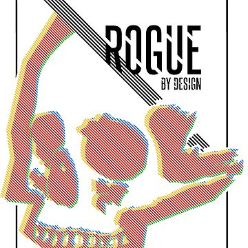 Rogue By Design - Skull by billybouffant