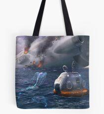 Subnautica: Aurora Crashed Tote Bag