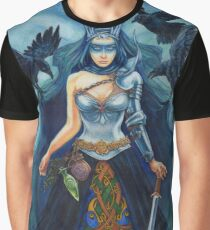 Morrigan Graphic T-Shirt
