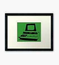Commodore pet Framed Print