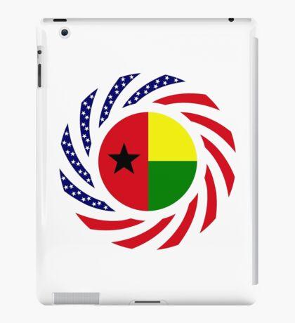 Guinea Bissau American Multinational Patriot Flag Series iPad Case/Skin