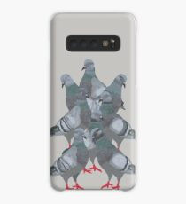 Group of Pigeons Case/Skin for Samsung Galaxy