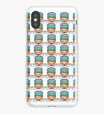 Angel Emoji iPhone Case