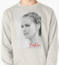 Classic portrait by Blunder for Vinylone Pullover
