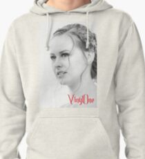 Classic portrait by Blunder for Vinylone Pullover Hoodie