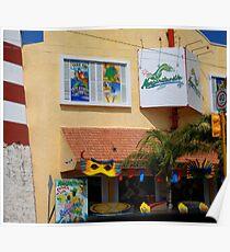 Margaritaville Restaurant  Poster