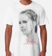 Classic portrait by Blunder for Vinylone Long T-Shirt