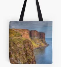 Kilt Rock Sea Cliff Tote Bag