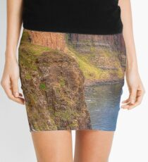 Kilt Rock Sea Cliff Mini Skirt